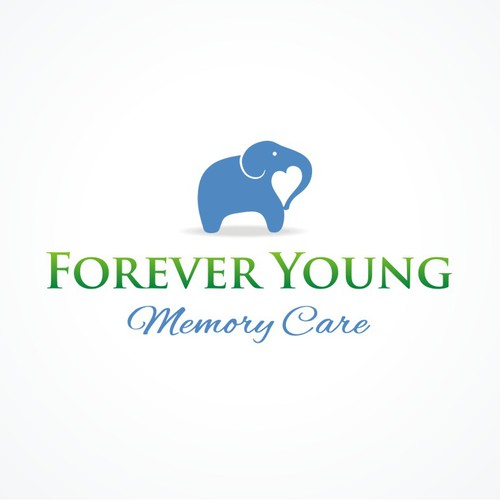 Forever Young Memory Care needs a new logo
