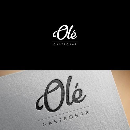Logo concept for restaurant.