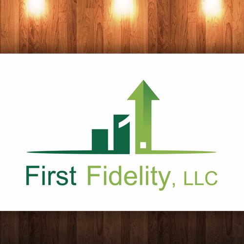 Bold financial logo