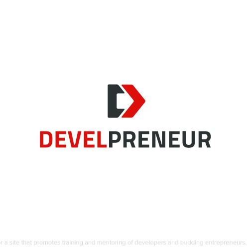 Logo design for development platform
