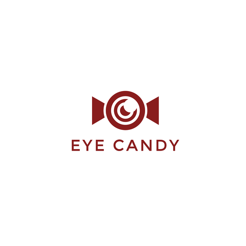 Build a logo and app icon for Eye Candy