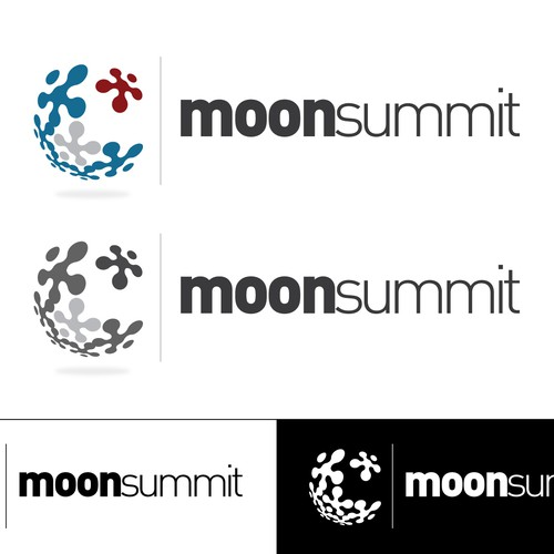 Create a logo for the 2014 MOON Summit