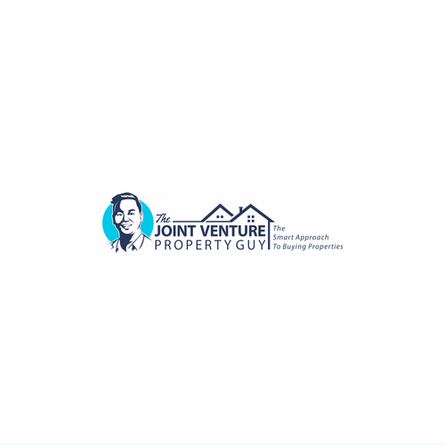 """Design a logo for """"The Joint Venture Property Guy"""""""