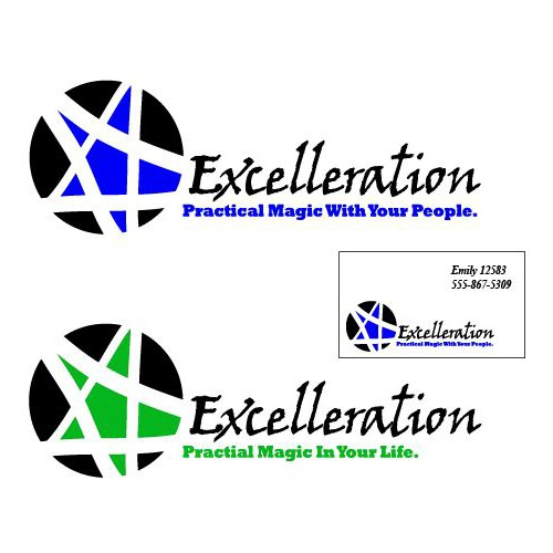 logo for Excelleration