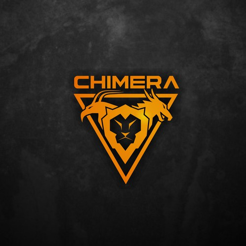 Powerfull security logo for chimera