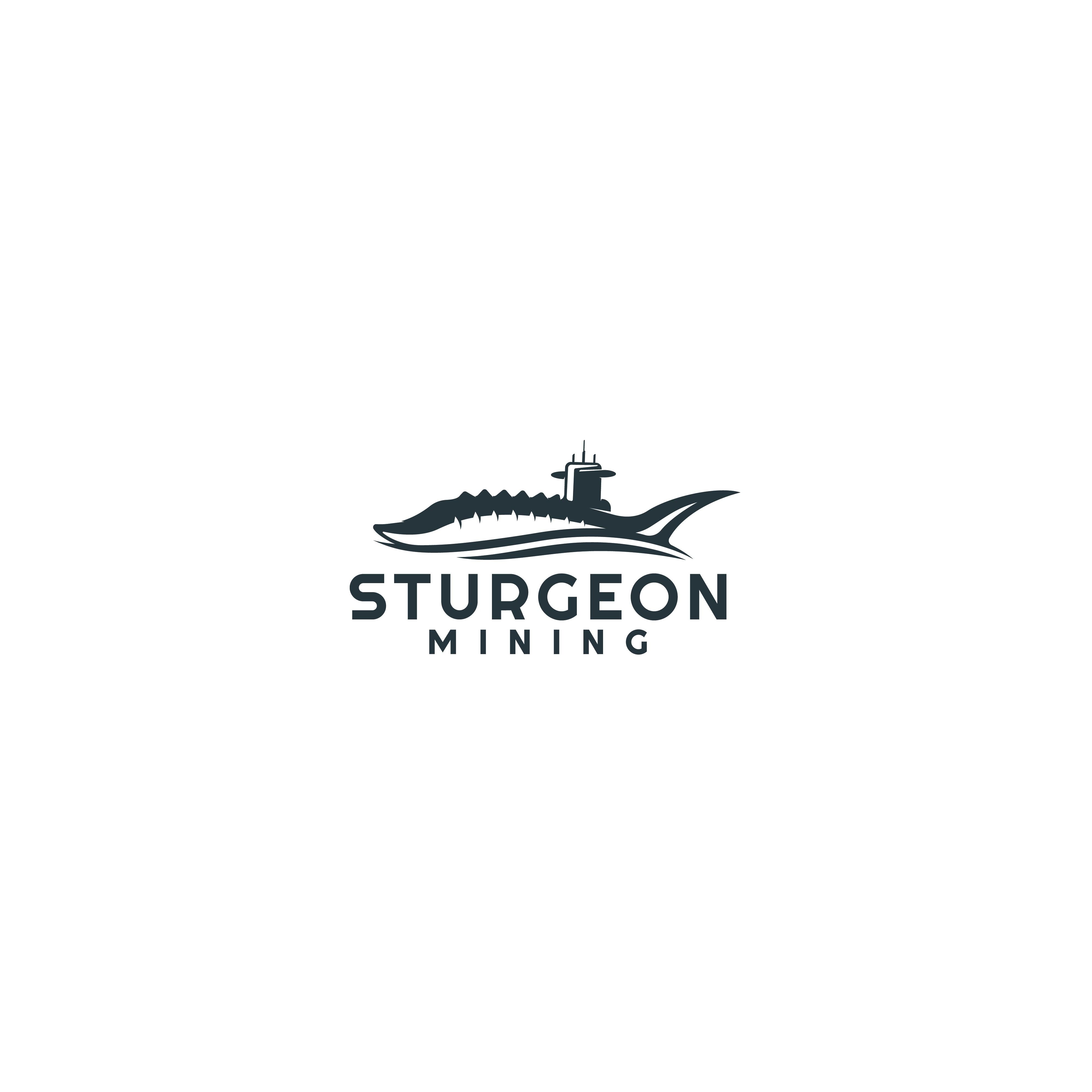 Sturgeon Mining Logo