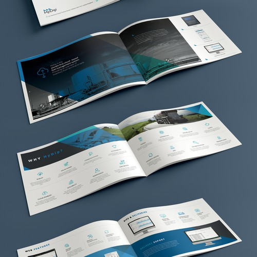 Brochure for automatic tank gauging and fuel management systems
