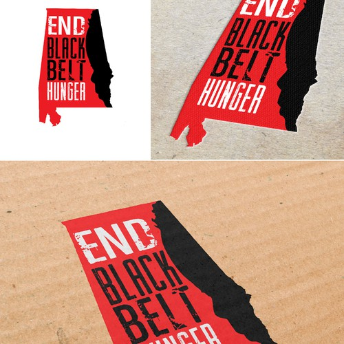Design for END BLACKBELT HUNGER