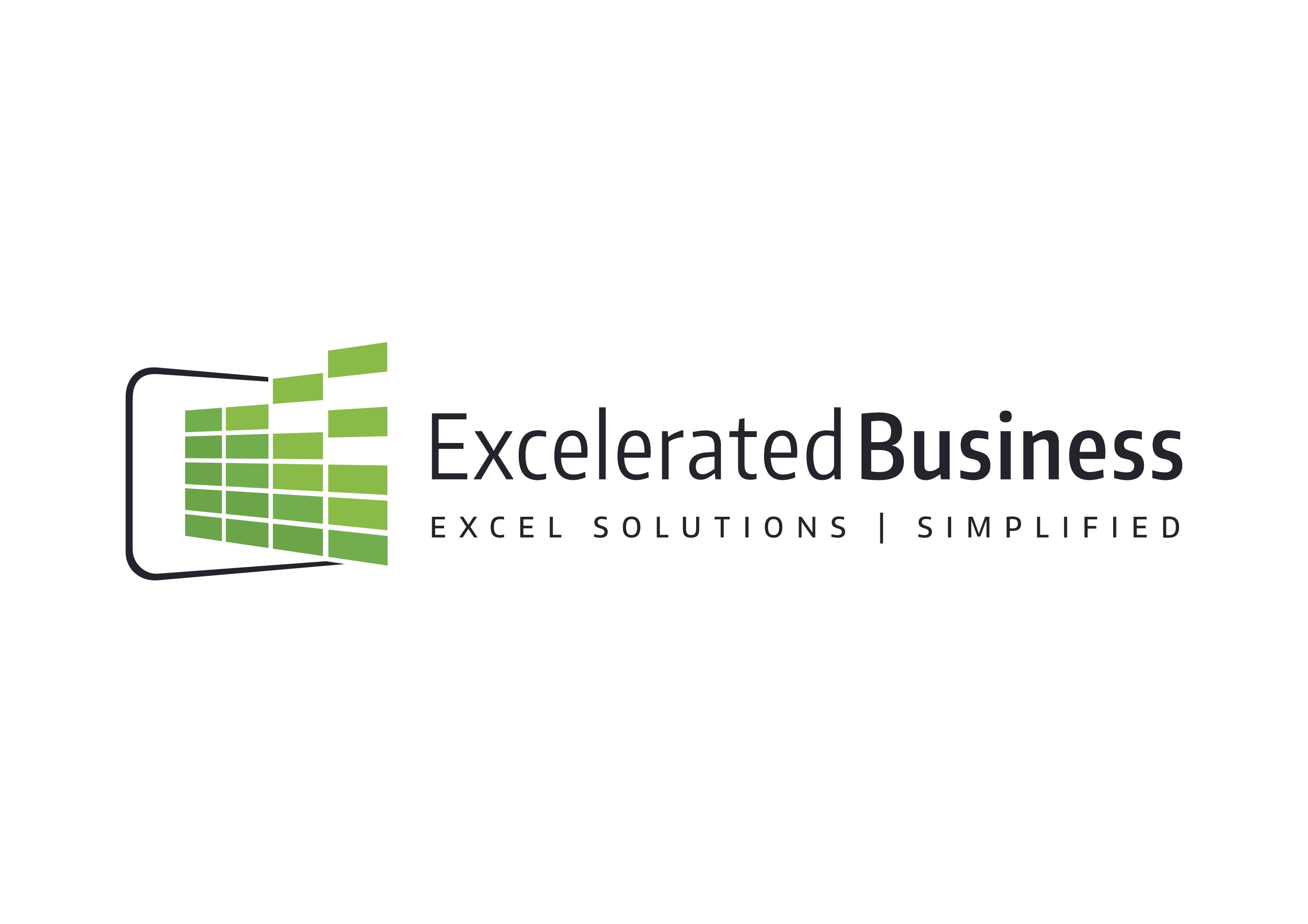 Design A Simple/Clean Service-Oriented Logo & Website for an Excel Programmer