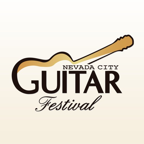 Logo Design for Guitar Festival V2