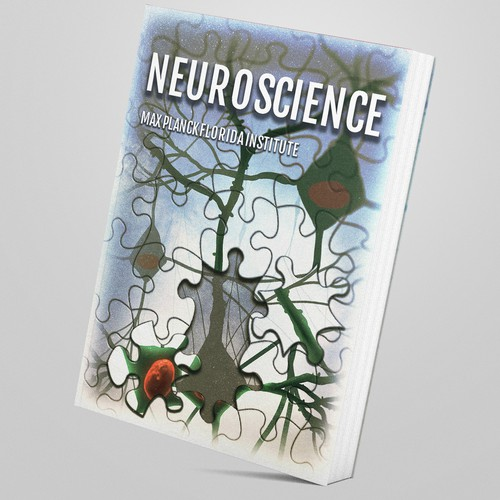 Neuroscience Book Cover Design