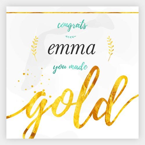 Congratulation/Achievement Images for Social Media