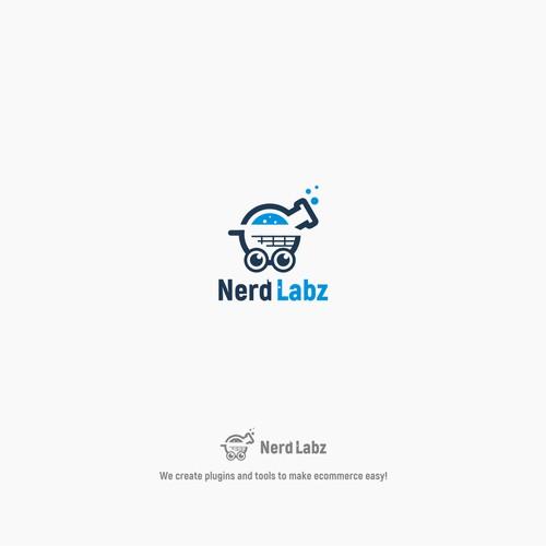 """New """"Nerd Labz"""" Logo!!!"""