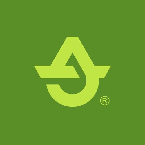 Bold Brandmark for a CBD Oil Reitailer