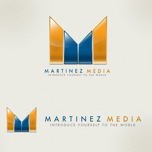 Martinez Media Logo