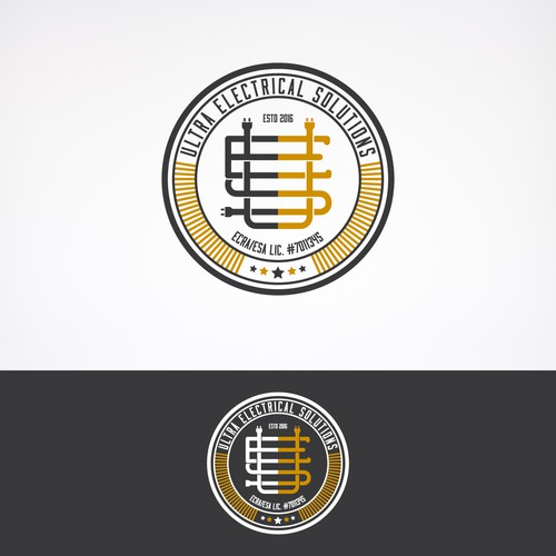 Logo concept for Ultra Electrical Solutions