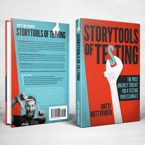 Book cover for Storytools of Testing