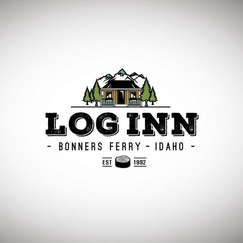 Logo for Log Inn
