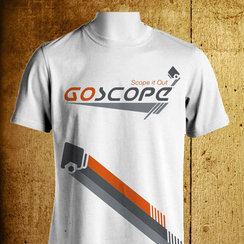 GoScope needs your talent for a complementing design for its GOPRO Camera Gear