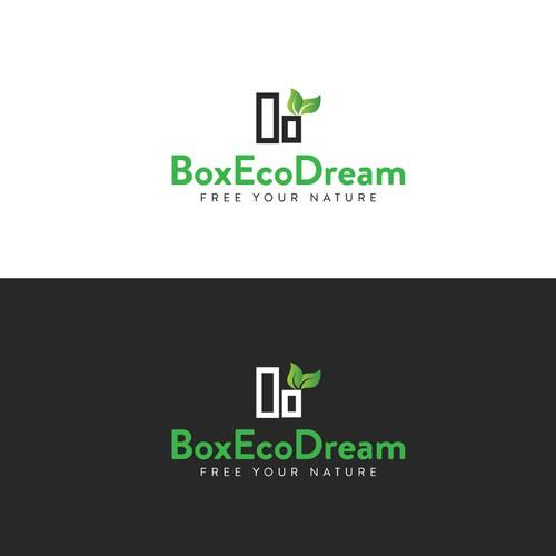 Logo Concept for Box Eco Dream