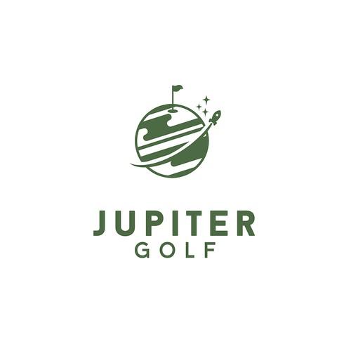 Jupiter golf logo