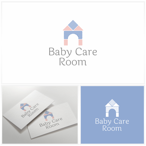 Logo concept for Baby Care Room