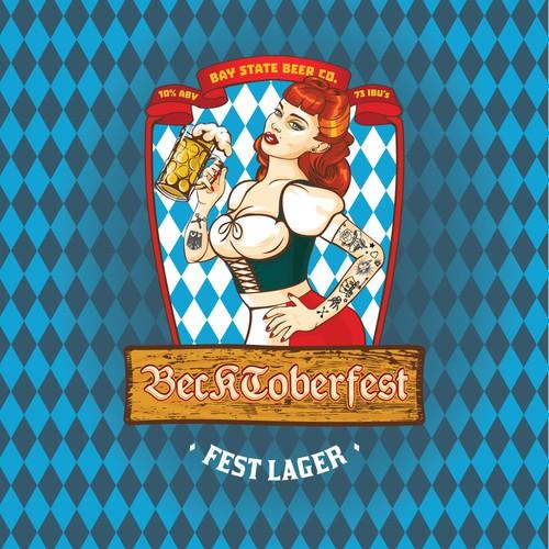 BecKToberfest lager