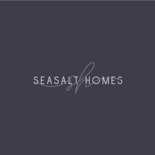 A Luxurious design logo for SoCal Real Estate Developer