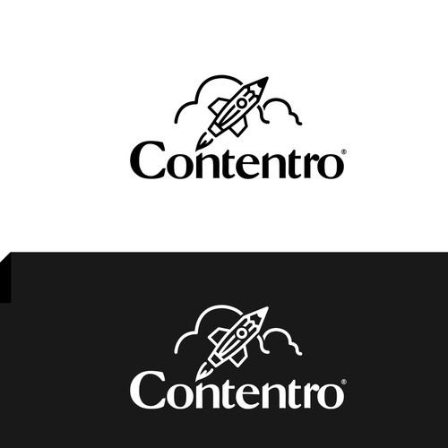 Create a winning design for Contentro and get a FREE t-shirt with your logo