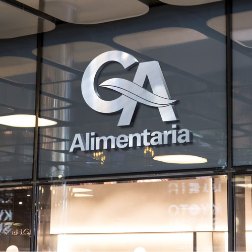 Logo Para GA Gracomsa Alimentaria