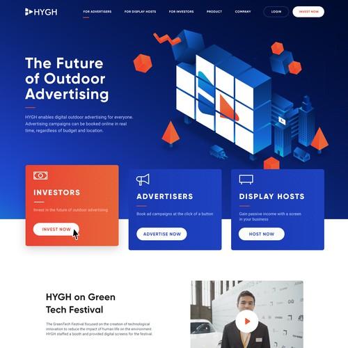 Adtech digital marketing company site