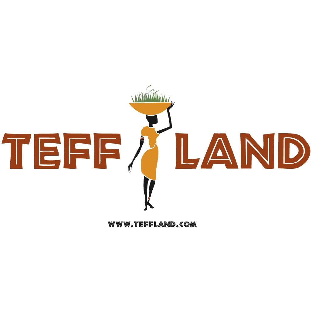 Design a hipster logo for Teff Land