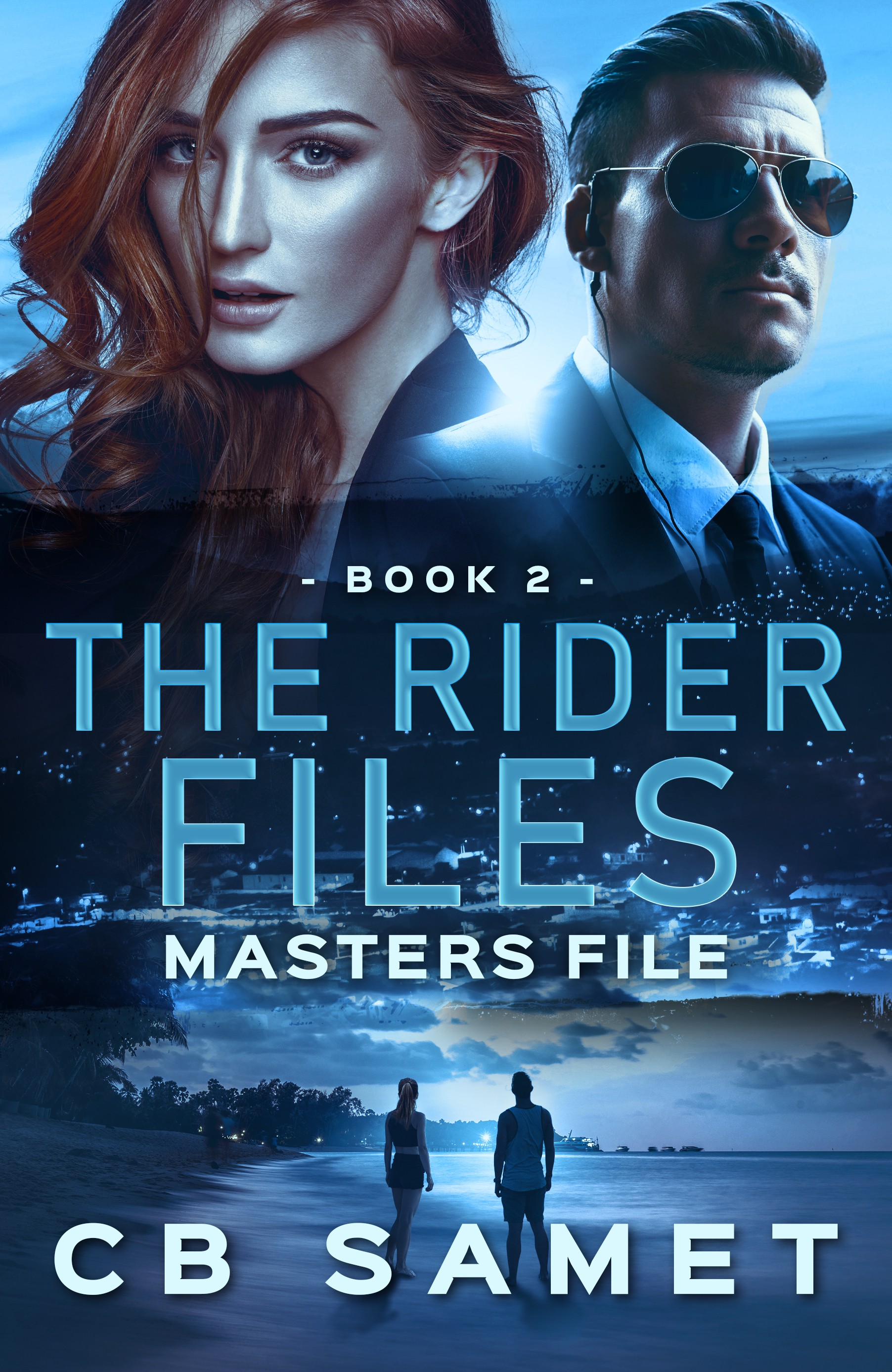 The Rider Files, Masters File