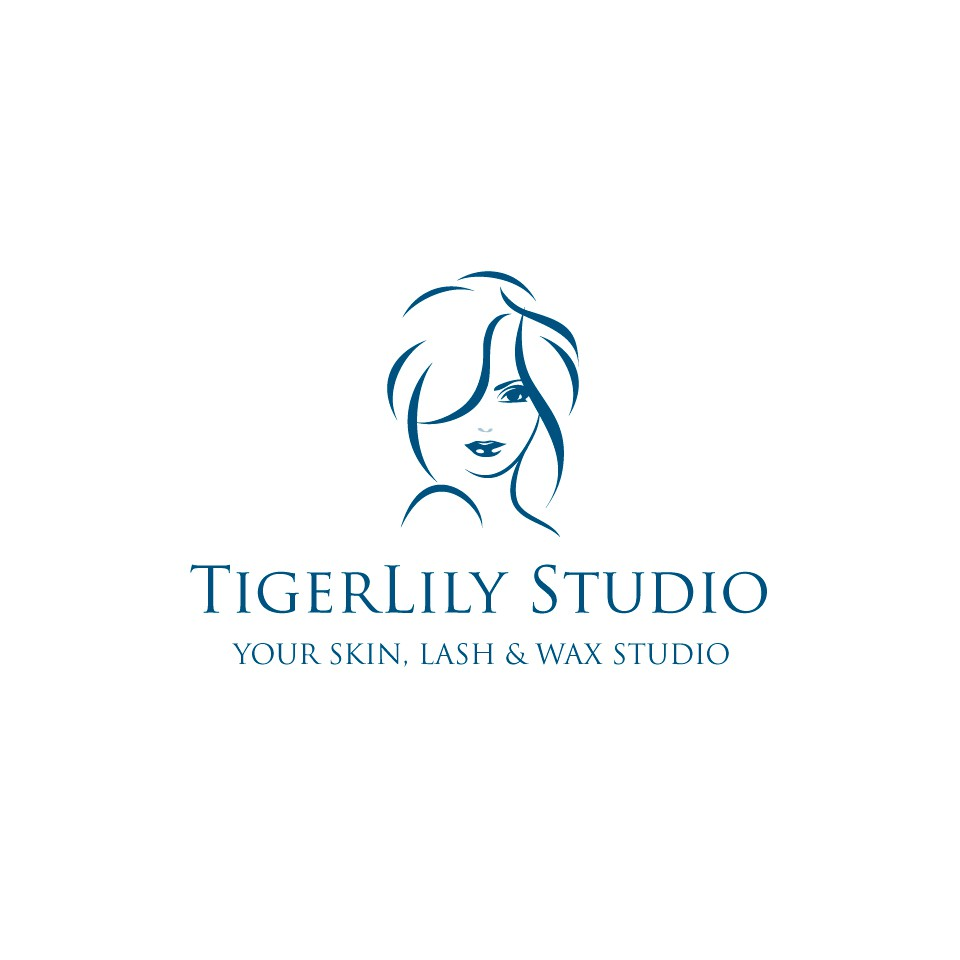 Design a Luxurious Logo for TigerLily Studio - Your Skin, Lash & Wax Studio