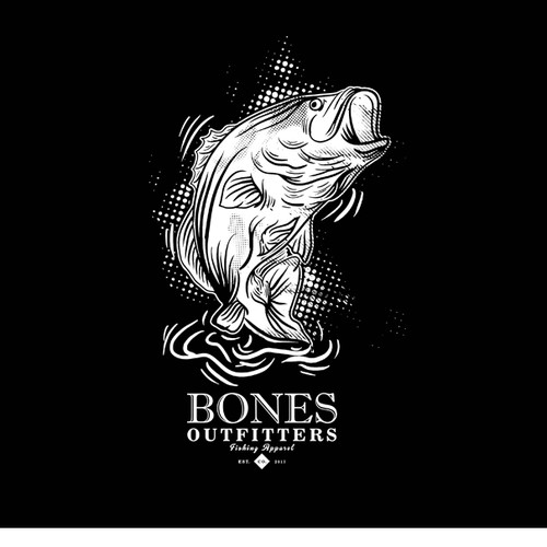 shirt for Bones Outfitters