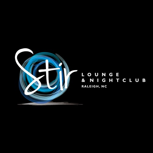 Help Stir Lounge & Nightclub with a new logo