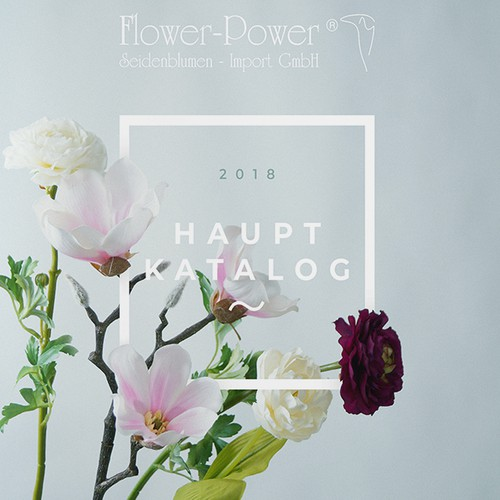 Cover for Flower Magazine