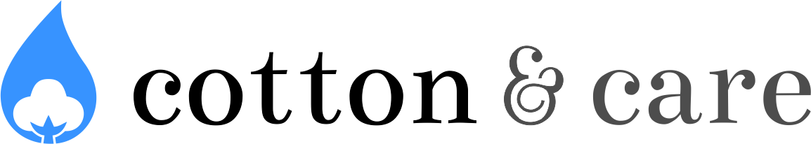 Create logo for startup cotton & care