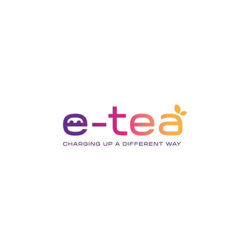 Logo for new kind of tea