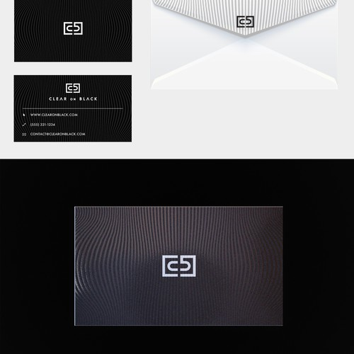 Brand Identity Package for an international hospitality design firm(logo already provided)