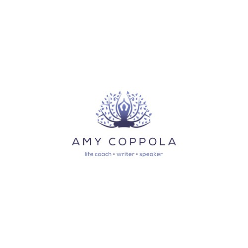 Brand identity for Amy Coppola