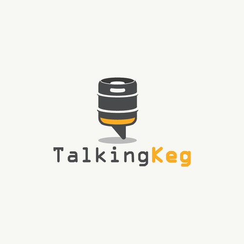 Talking Keg