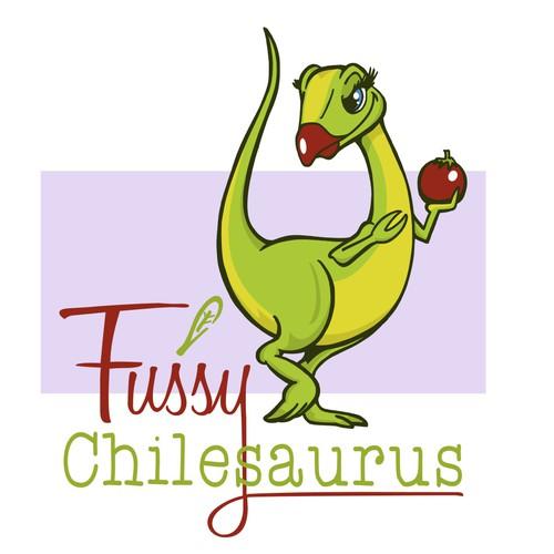 Mascot for vegan foodtruck