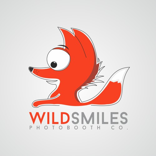Help 'Wild Smiles Photobooth' with a New Logo