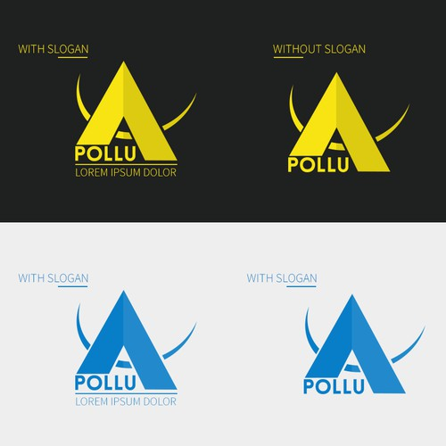 apollu logo design