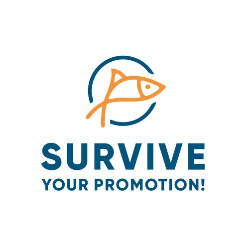 Logo Design for Survive Your Promotion! - Management Training