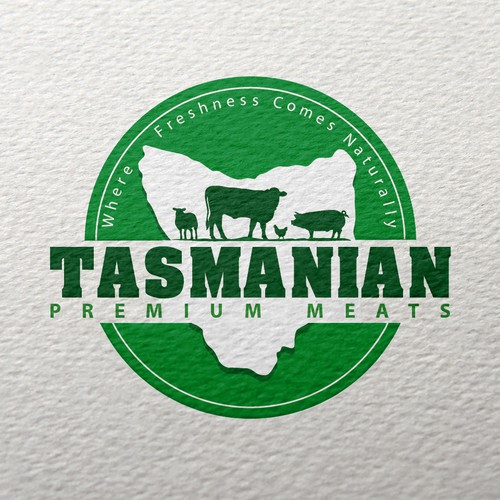 Logo for Meat Shop