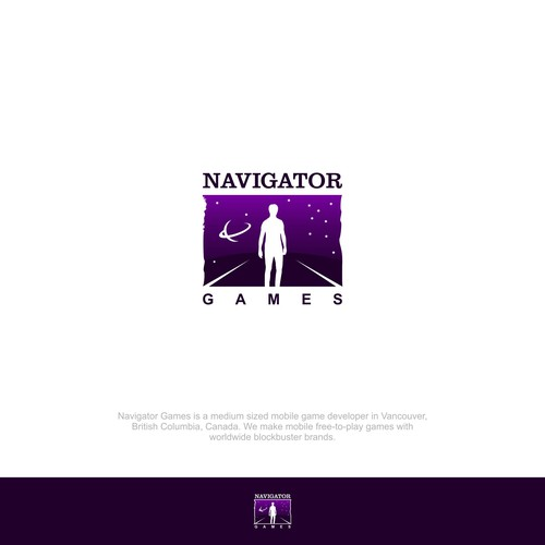 Branding - Navigator Games Mobile Game Developer