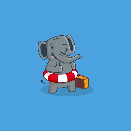 Create a new mascot illustration for Sitata
