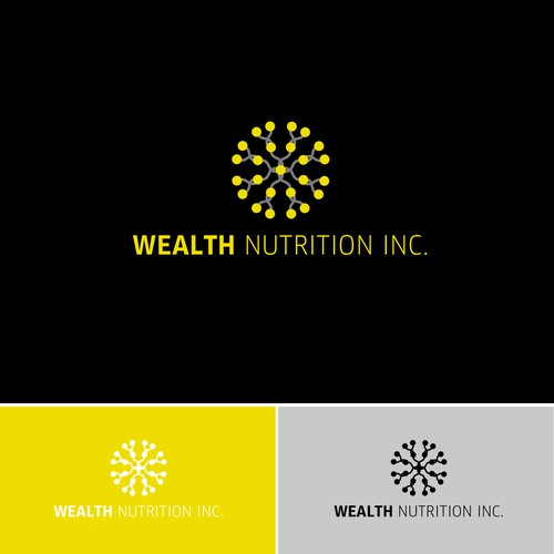 Logo Design: Wealth Nutrition Inc.